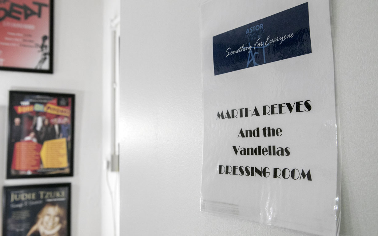 Martha's Dressing Room
